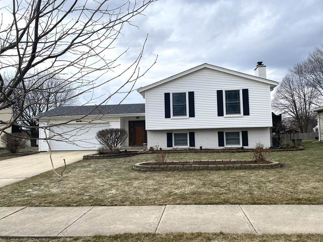 1324 Buena Vista Drive, Wheaton, IL 60189 (MLS #11016860) :: The Spaniak Team