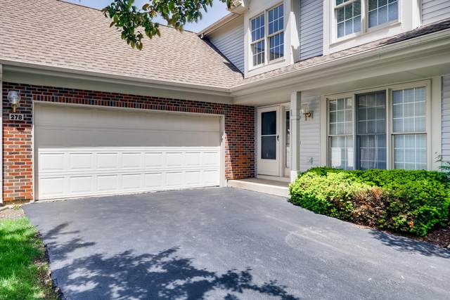 278 Spring Creek Circle, Schaumburg, IL 60173 (MLS #11017060) :: RE/MAX IMPACT