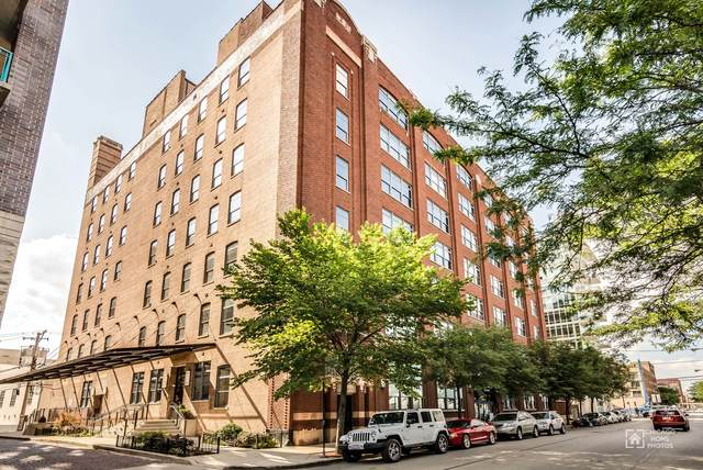14 N Peoria Street 4C, Chicago, IL 60607 (MLS #11017555) :: The Spaniak Team