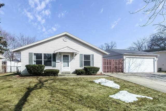 245 W Kennedy Drive, Streamwood, IL 60107 (MLS #11017556) :: Helen Oliveri Real Estate