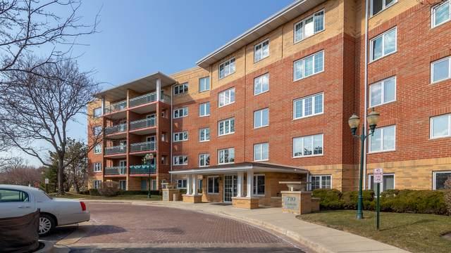 710 Creekside Drive #103, Mount Prospect, IL 60056 (MLS #11017602) :: Helen Oliveri Real Estate