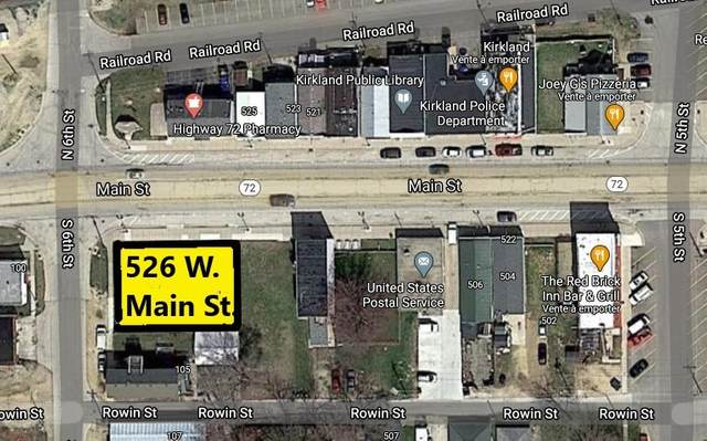 526 W Main Street, Kirkland, IL 60146 (MLS #11017643) :: Helen Oliveri Real Estate