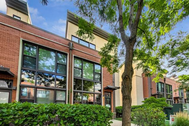 943 N Howe Street, Chicago, IL 60610 (MLS #11017761) :: RE/MAX IMPACT