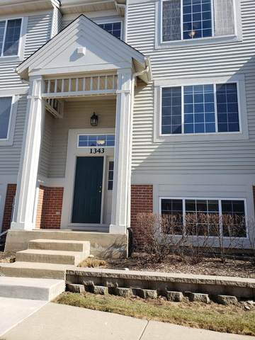 1343 New Haven Drive #1343, Cary, IL 60013 (MLS #11018001) :: Lewke Partners