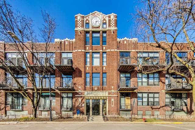 2300 W Wabansia Avenue #128, Chicago, IL 60647 (MLS #11018089) :: Littlefield Group