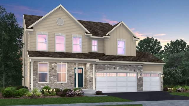 16031 S Crossing Drive, Plainfield, IL 60586 (MLS #11018176) :: Helen Oliveri Real Estate