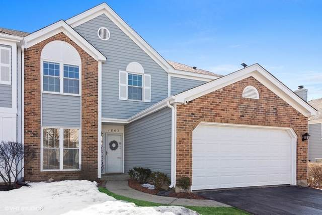 1863 Independence Court, Gurnee, IL 60031 (MLS #11018305) :: RE/MAX IMPACT