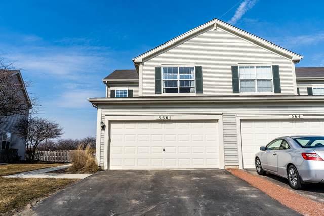 566 W Kristina Lane, Round Lake, IL 60073 (MLS #11018314) :: RE/MAX IMPACT