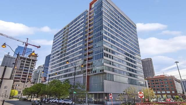659 W Randolph Street #1407, Chicago, IL 60661 (MLS #11018452) :: John Lyons Real Estate
