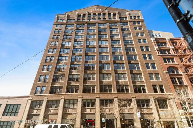 720 S Dearborn Street #605, Chicago, IL 60605 (MLS #11018475) :: RE/MAX IMPACT