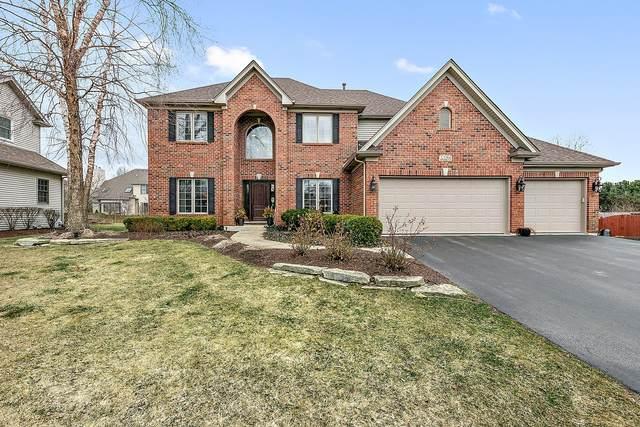 5528 Bergamot Lane, Naperville, IL 60564 (MLS #11018549) :: Helen Oliveri Real Estate