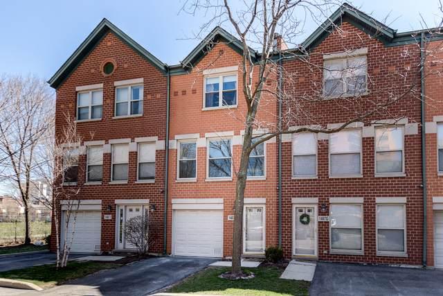 1487 N Clybourn Avenue H, Chicago, IL 60610 (MLS #11018639) :: The Dena Furlow Team - Keller Williams Realty