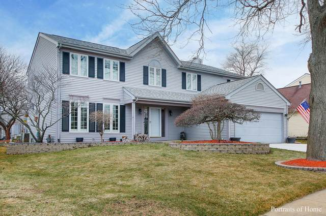 1054 Mountain Glen Way, Carol Stream, IL 60188 (MLS #11018669) :: Helen Oliveri Real Estate