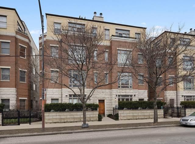 3438 N Ashland Avenue 2N, Chicago, IL 60657 (MLS #11018681) :: The Dena Furlow Team - Keller Williams Realty