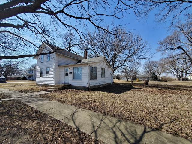 601 W Third Street, Gilman, IL 60938 (MLS #11018787) :: Littlefield Group