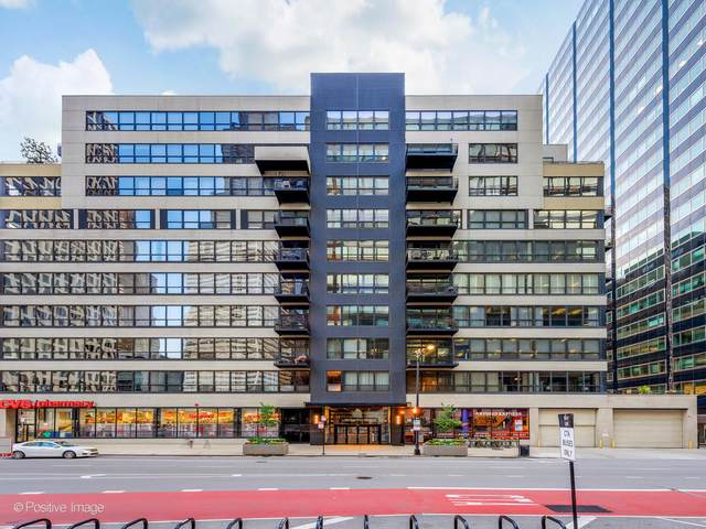 130 S Canal Street #515, Chicago, IL 60606 (MLS #11018803) :: Littlefield Group