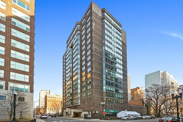 21 W Goethe Street 10A, Chicago, IL 60610 (MLS #11018879) :: Helen Oliveri Real Estate