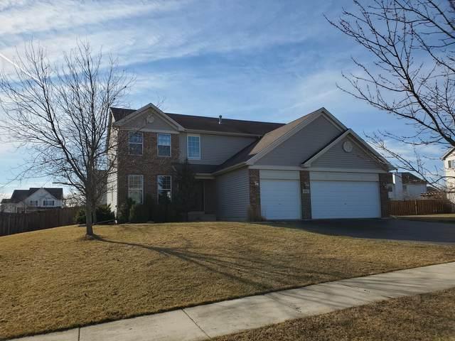 882 Hampton Lane, Yorkville, IL 60560 (MLS #11018887) :: The Dena Furlow Team - Keller Williams Realty
