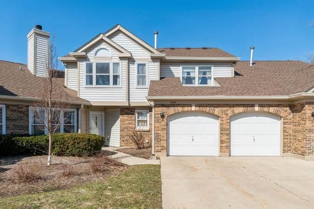 2164 Brandywyn Lane, Buffalo Grove, IL 60089 (MLS #11019066) :: The Dena Furlow Team - Keller Williams Realty