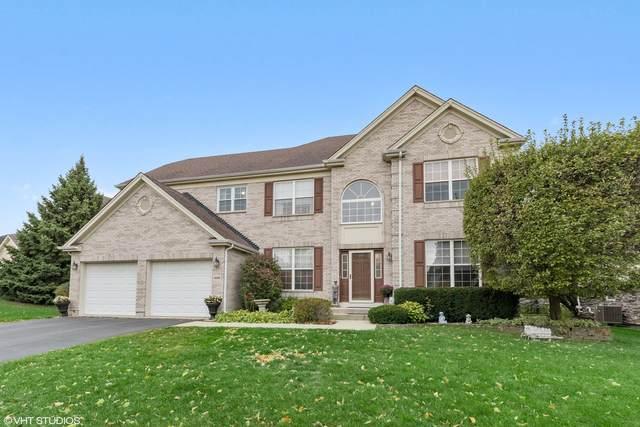 1698 Saint Andrew Drive, Vernon Hills, IL 60061 (MLS #11019265) :: Helen Oliveri Real Estate