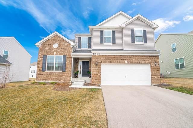 8401 Buckingham Road, Joliet, IL 60431 (MLS #11019332) :: Helen Oliveri Real Estate
