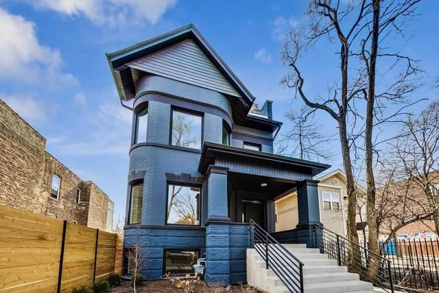 3255 W Evergreen Avenue #1, Chicago, IL 60651 (MLS #11019407) :: Touchstone Group