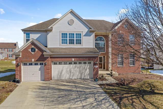 2512 Mc Duffee Circle, North Aurora, IL 60542 (MLS #11019489) :: Helen Oliveri Real Estate