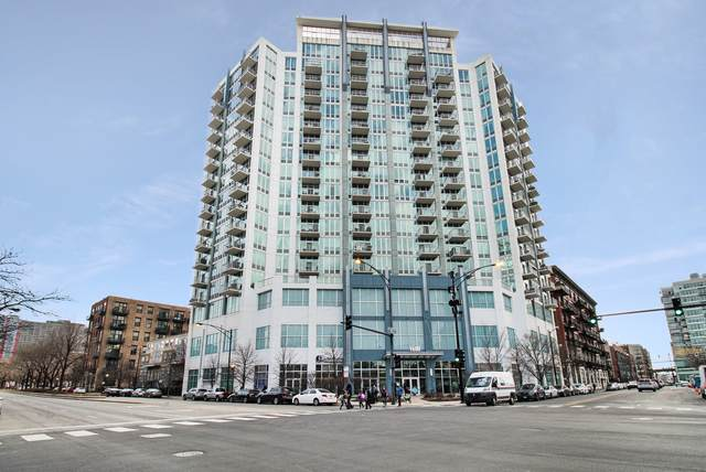 1600 S Indiana Avenue P-22, Chicago, IL 60616 (MLS #11019584) :: Touchstone Group