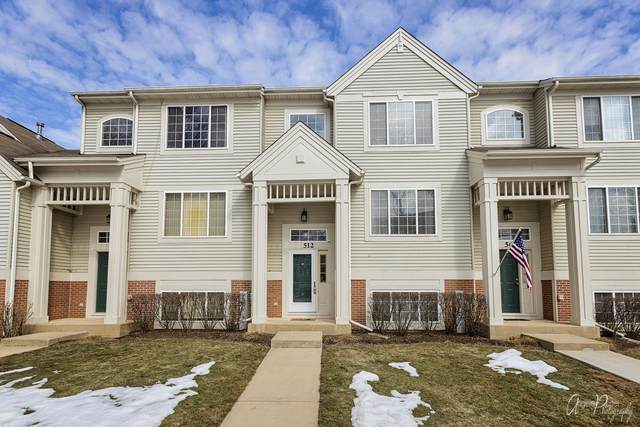 512 New Haven Drive #512, Cary, IL 60013 (MLS #11019646) :: Lewke Partners