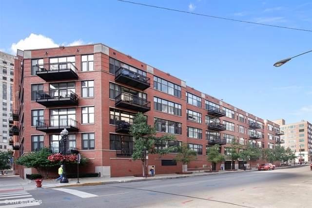 333 W Hubbard Street 5E, Chicago, IL 60654 (MLS #11019728) :: Helen Oliveri Real Estate