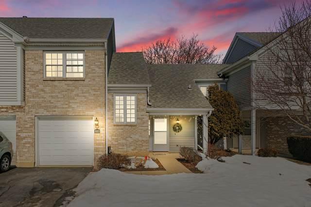 603 Sutton Court, Wheeling, IL 60090 (MLS #11019822) :: Helen Oliveri Real Estate