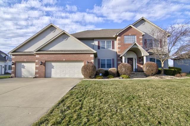 770 Fairway Drive, Forsyth, IL 62535 (MLS #11019944) :: Helen Oliveri Real Estate
