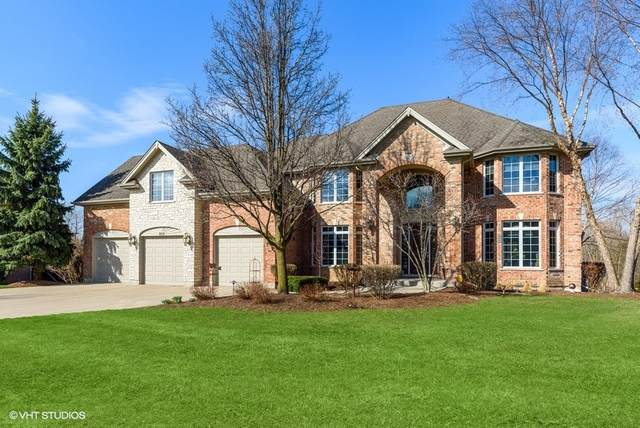 959 Lorie Lane, Lake Zurich, IL 60047 (MLS #11020005) :: Helen Oliveri Real Estate