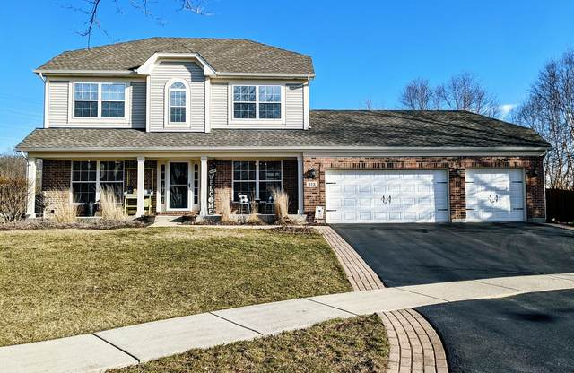 513 Edgewood Drive, Minooka, IL 60447 (MLS #11020148) :: Helen Oliveri Real Estate