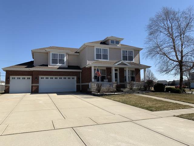2686 Barcoo Bend, New Lenox, IL 60451 (MLS #11020191) :: Helen Oliveri Real Estate