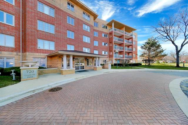 720 Creekside Drive #104, Mount Prospect, IL 60056 (MLS #11020306) :: RE/MAX IMPACT