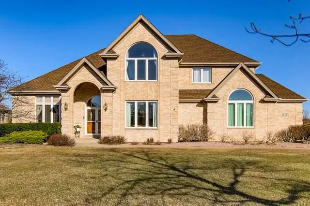 21325 Prestancia Drive, Mokena, IL 60448 (MLS #11020447) :: Helen Oliveri Real Estate