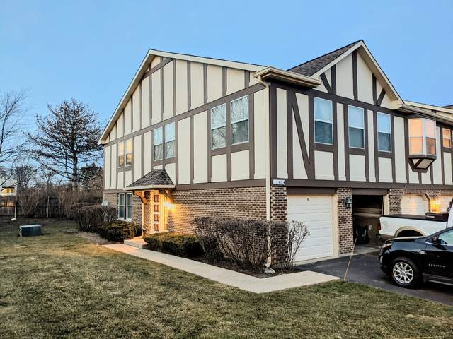 140 W Golf Road W B, Libertyville, IL 60048 (MLS #11020468) :: Littlefield Group