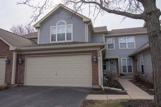 752 Bent Ridge Lane #752, Elgin, IL 60120 (MLS #11020506) :: The Dena Furlow Team - Keller Williams Realty