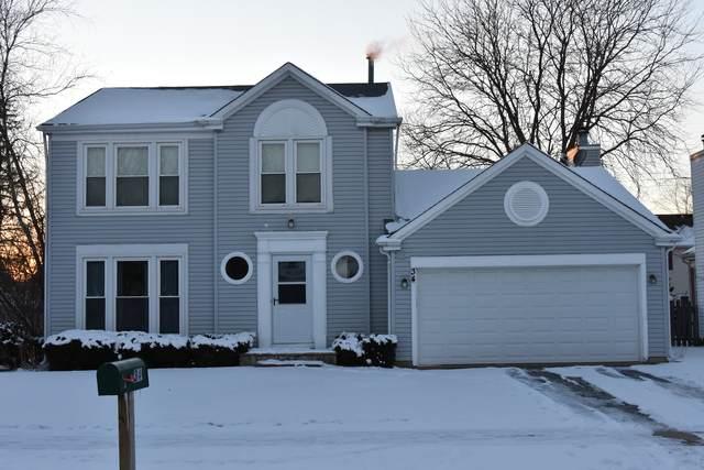 34 Julie Lane, Vernon Hills, IL 60061 (MLS #11020541) :: Helen Oliveri Real Estate