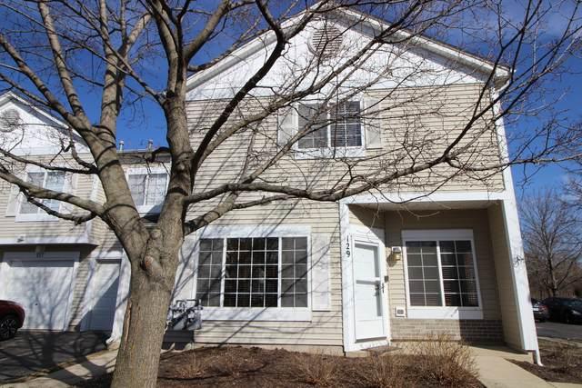 129 Braxton Lane #129, Aurora, IL 60504 (MLS #11020585) :: Helen Oliveri Real Estate