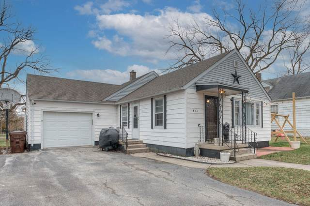 441 Woodward Street, Beecher, IL 60401 (MLS #11020700) :: Helen Oliveri Real Estate