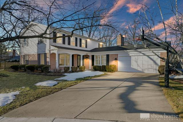 4024 Brittany Court, Northbrook, IL 60062 (MLS #11021092) :: The Spaniak Team