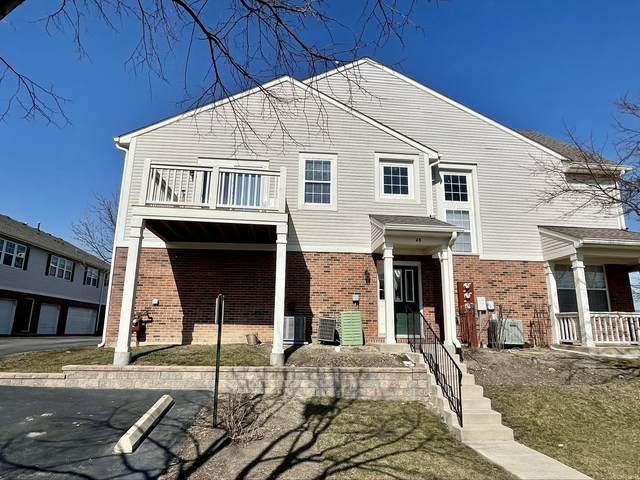 48 N Mill Road #48, Addison, IL 60101 (MLS #11021177) :: RE/MAX IMPACT