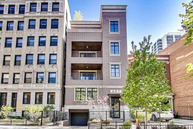 457 W Melrose Street #3, Chicago, IL 60657 (MLS #11021256) :: Helen Oliveri Real Estate