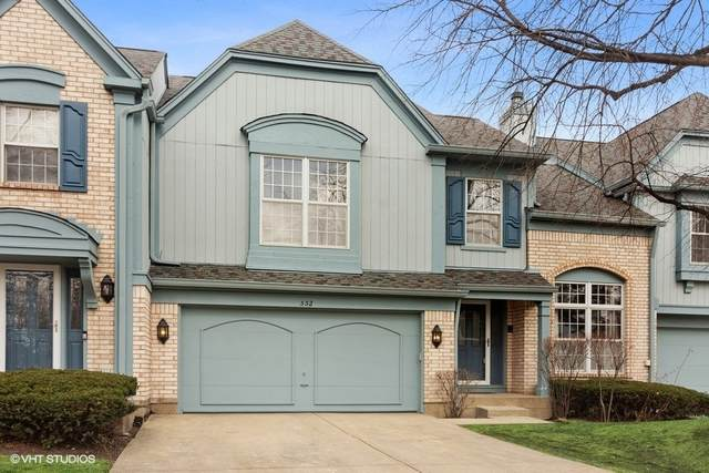 552 Cherbourg Court S, Buffalo Grove, IL 60089 (MLS #11021257) :: The Dena Furlow Team - Keller Williams Realty