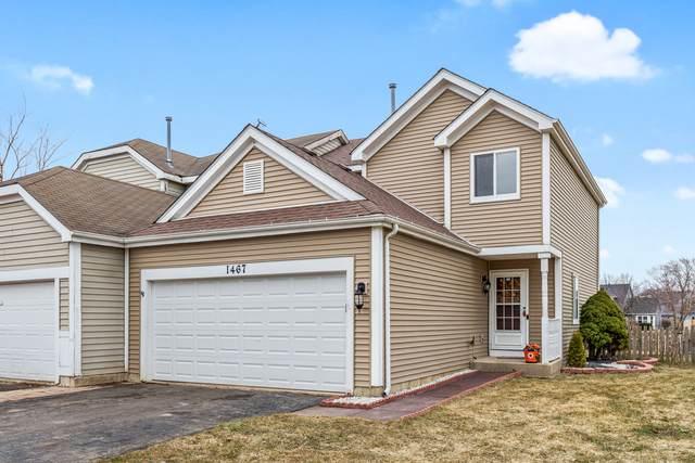 1467 Exeter Lane, South Elgin, IL 60177 (MLS #11021442) :: Jacqui Miller Homes
