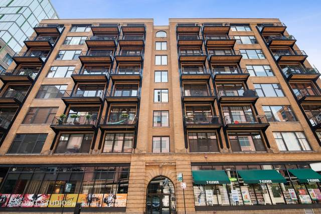 625 W Jackson Boulevard #413, Chicago, IL 60661 (MLS #11021561) :: Littlefield Group
