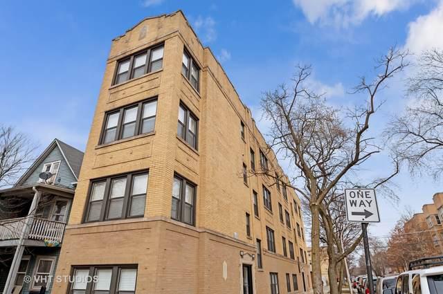 3018 W Belle Plaine Avenue #3, Chicago, IL 60618 (MLS #11021566) :: Littlefield Group