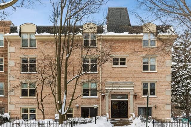 880 Forest Avenue D, Evanston, IL 60202 (MLS #11021633) :: John Lyons Real Estate